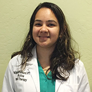 Nibha-Licensed Physical Therapist