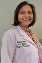 Nupur-Director Physical Therapist, Sunnyvale