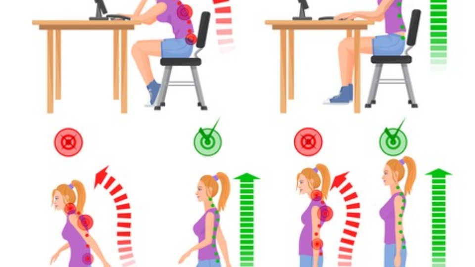Pro Active Physical Therapy for Posture Strengthening