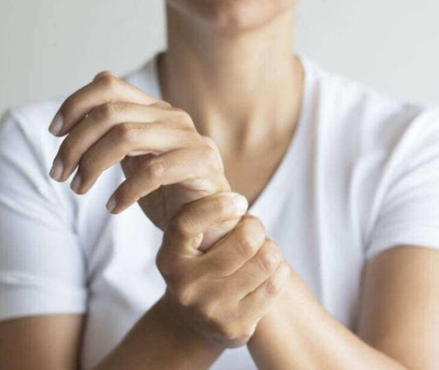 Physical Therapy for stress injury